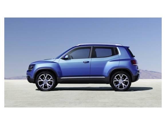 Volkswagen Taigun, posible rival del Nissan Juke