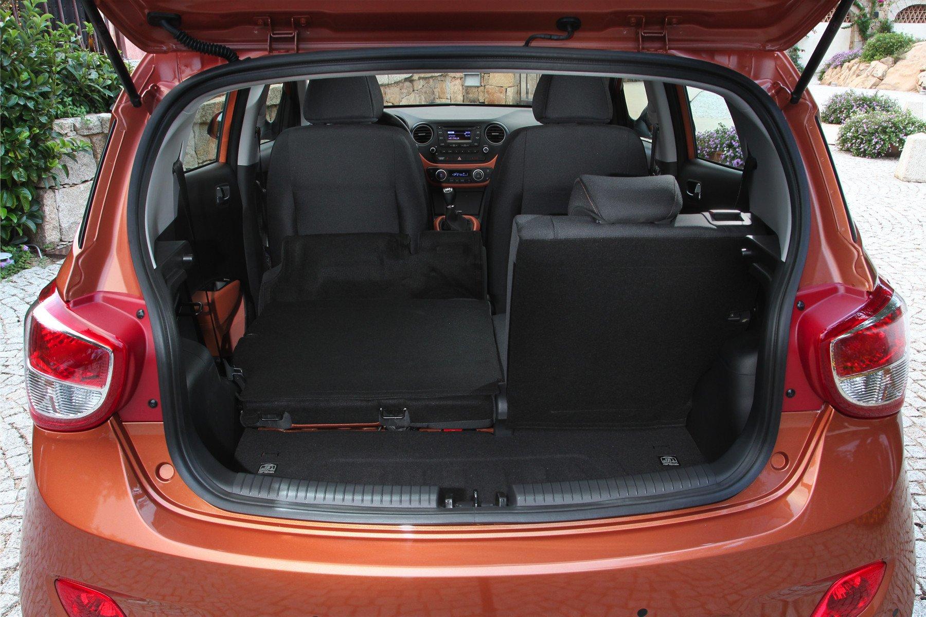 prueba nuevo hyundai i10 un coche urbano para salir de la ciudad. Black Bedroom Furniture Sets. Home Design Ideas