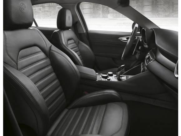 Alfa Romeo Giulia Veloce, el tope de gama