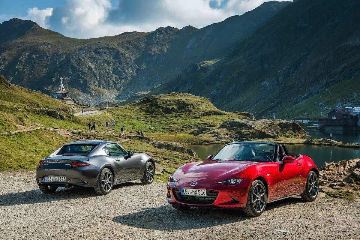 Nuevo Mazda MX-5 2019