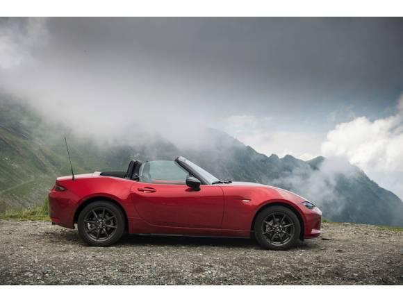 Nuevo Mazda MX-5 2019, todas las novedades