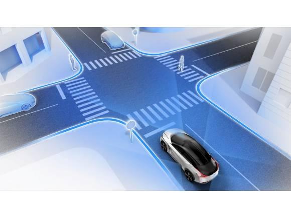 Nissan IMx: eléctrico, autónomo e inteligente