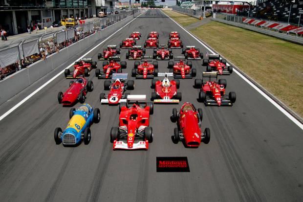 F1: Ferrari deja la Fórmula 1