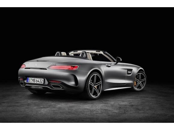 Nuevo Mercedes-AMG GT Roadster, descapotable y hasta 557 CV