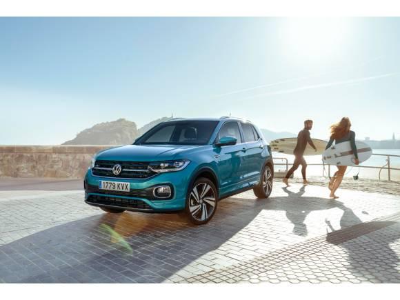 Volkswagen T-Cross: incorpora el motor 1.5 TSI de 150 CV