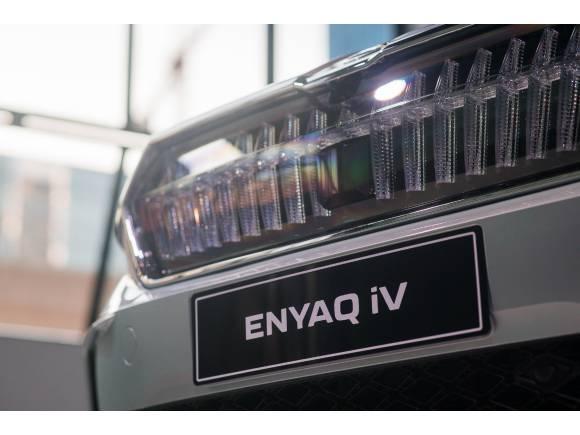 Nuevo Skoda Enyaq 2021: información, opinión, interior, precio, medidas...