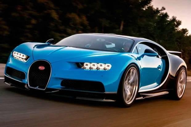 ¿Por qué el nuevo Bugatti se llama