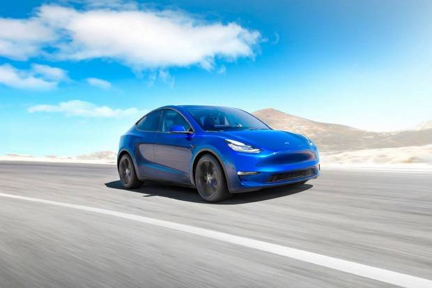 El Tesla Model Y celebra su lanzamiento mundial con un espectacular video