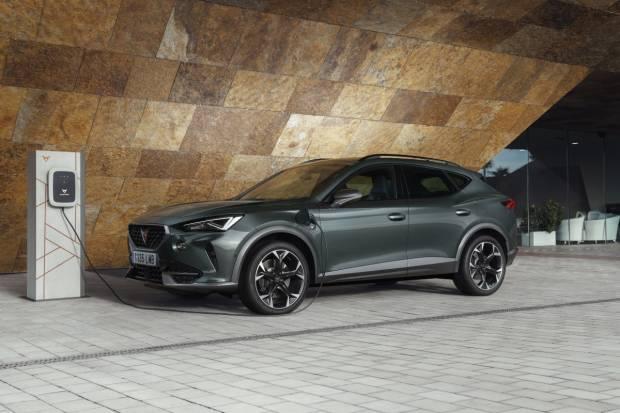 Cupra Formentor e-Hybrid: el SUV deportivo ya es híbrido enchufable