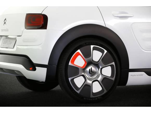 Citroën C4 Cactus Airflow 2L, prototipo para el Salón de París
