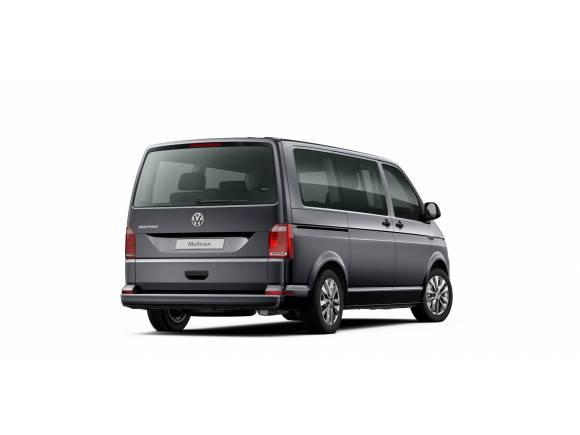 Volkswagen Multivan The Original: sobran las palabras