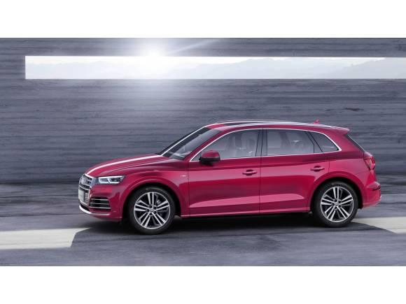 Nuevo Audi Q5L: primer SUV de batalla larga de Audi