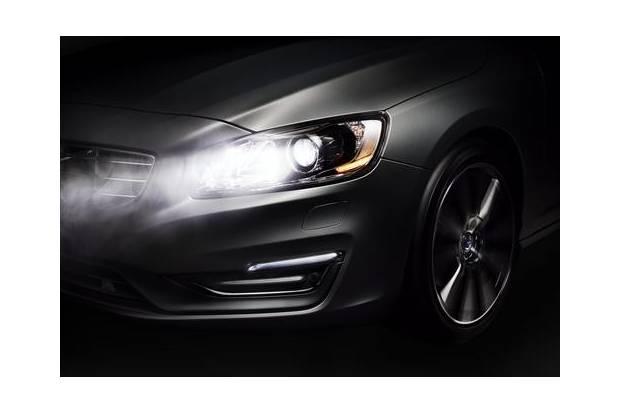 Active High Beam Control de Volvo para conducir más seguro de noche