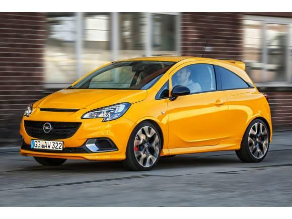 Primera información del Opel Corsa GSi