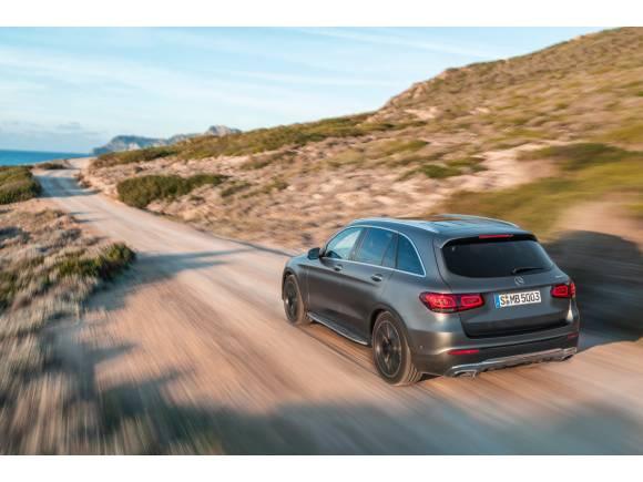 Gama completa de precios del nuevo Mercedes GLC