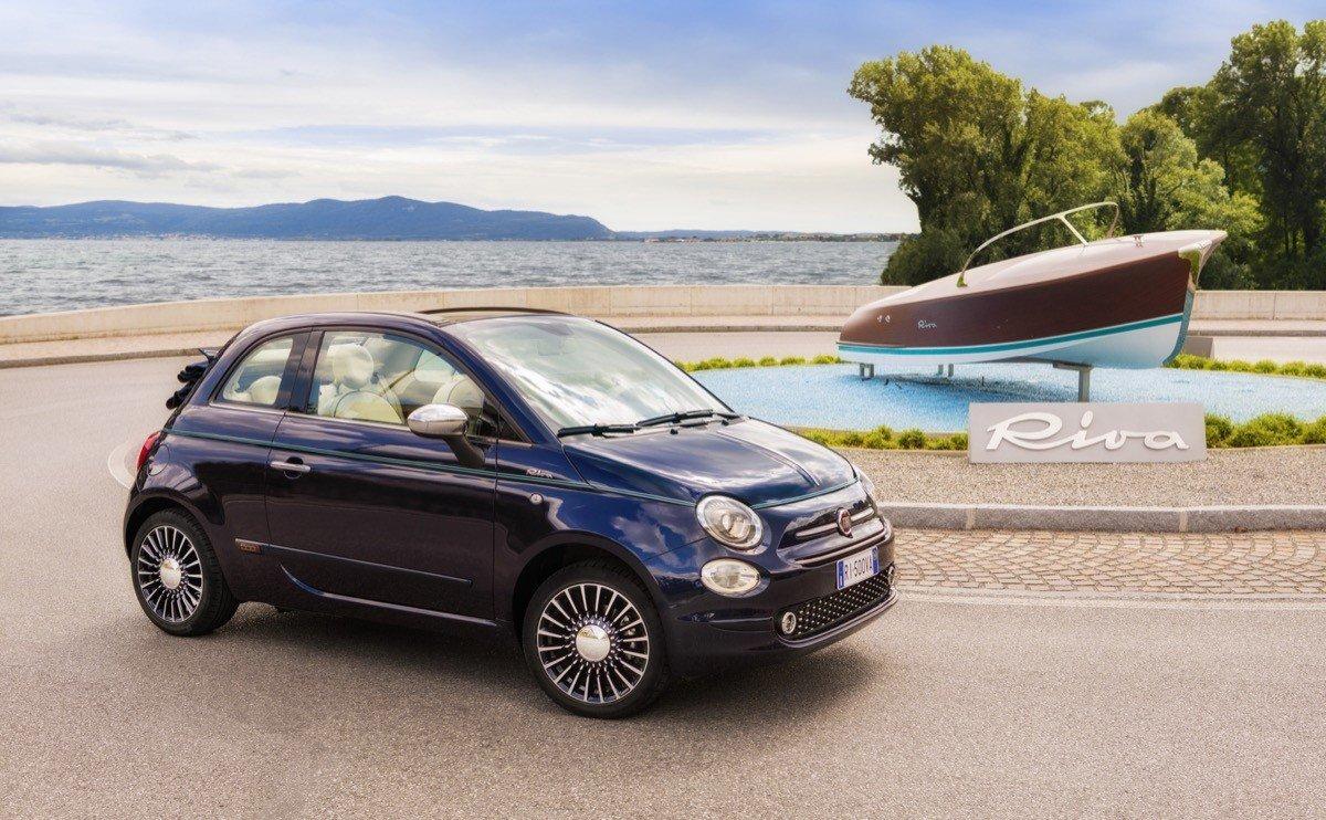 Fiat 500 Riva