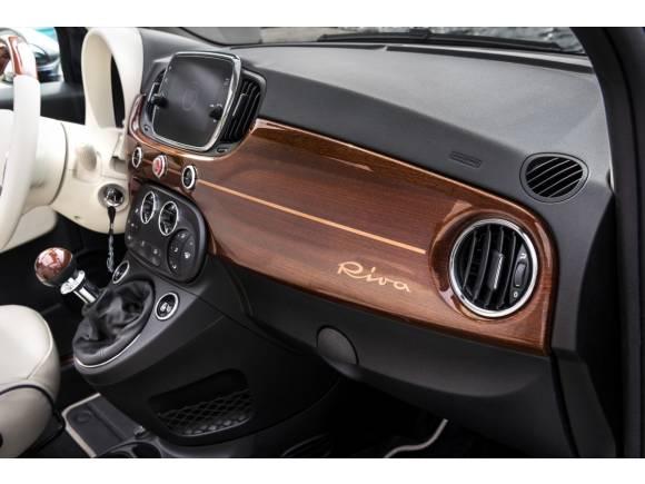 Fiat 500 Riva: lujo urbano con inspiración náutica