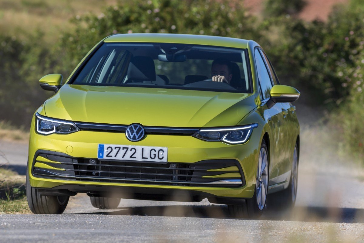 Nuevo Volkswagen Golf 8