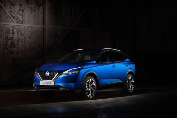 Gama y precios del nuevo Nissan Qashqai