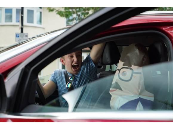 Causas más frecuentes de los accidentes con conductores jóvenes