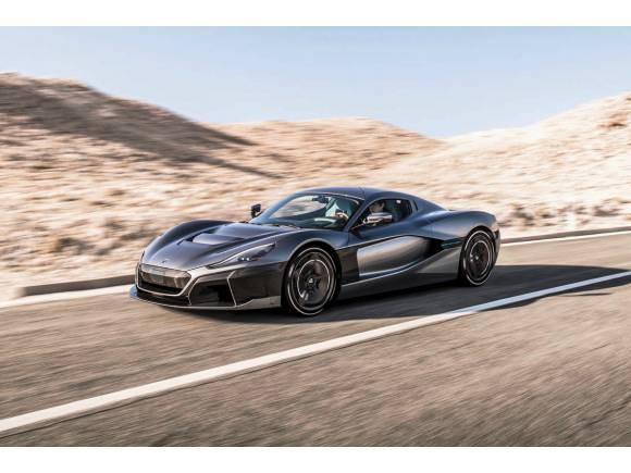 Rimac C_Two, el deportivo eléctrico con más potencia del mundo