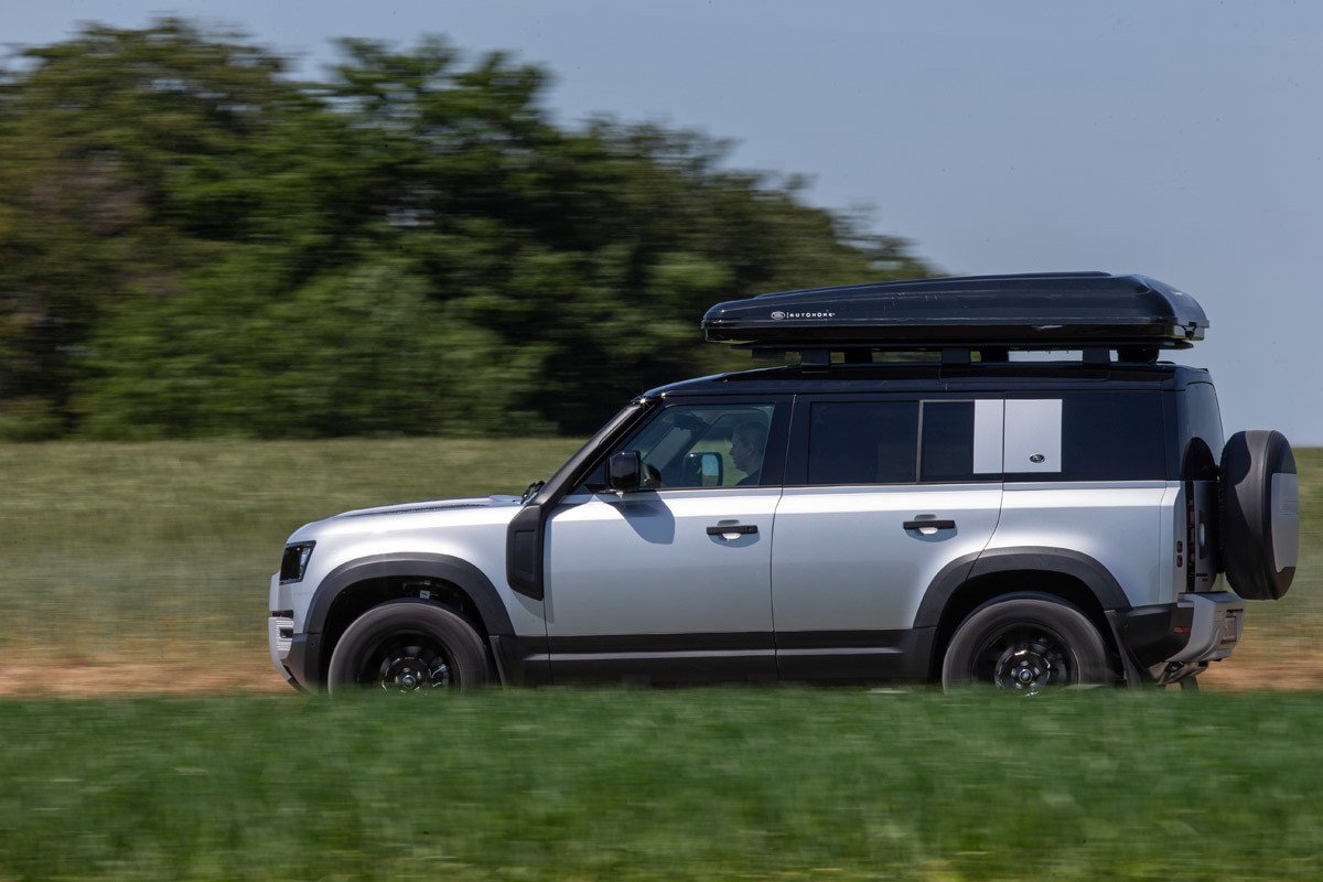 Land Rover Defender Autohome