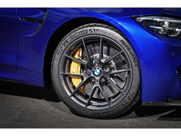Nuevo BMW M4 CS, edición especial de 460 CV