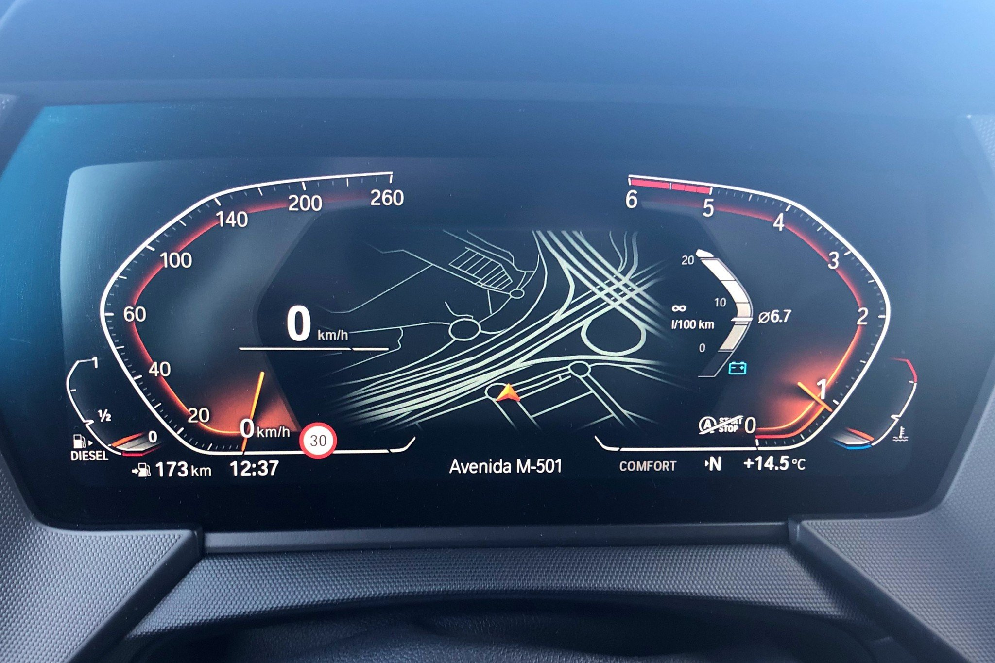 Prueba BMW Serie 1 116d