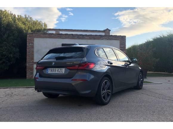 Prueba 10 del BMW Serie 1 116d: opinión, fotos y precio
