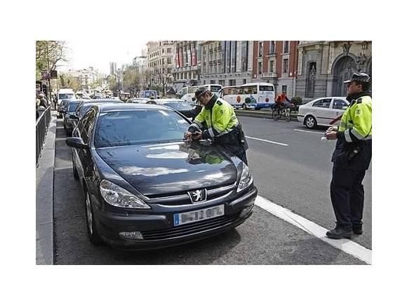 ¿Cuánto tarda en llegar una multa de tráfico a casa?