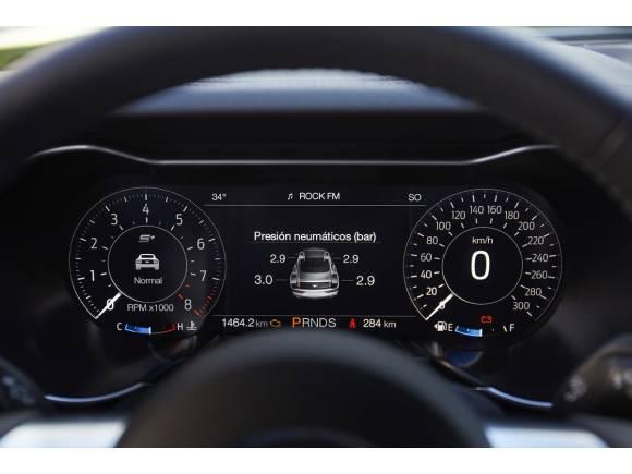 Prueba Ford Mustang Mach1: precios, datos y opinión de un coche de carreras