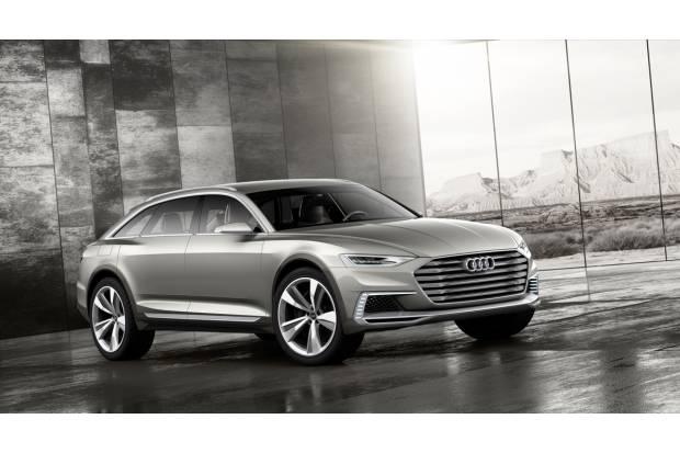 Audi prologue allroad: el lujo también se viste de campo