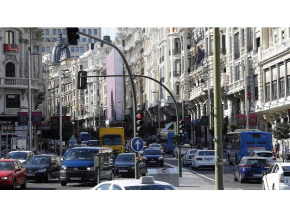 ¿Qué vehículos SI entrarán en el APR Madrid Central?