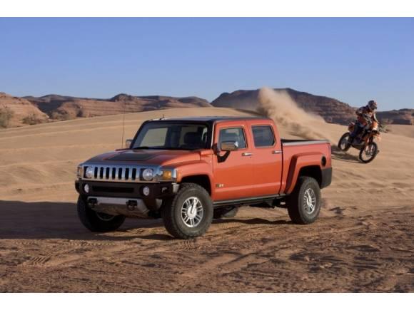 ¡La resurreción de Hummer! Regresará como pick-up eléctrico
