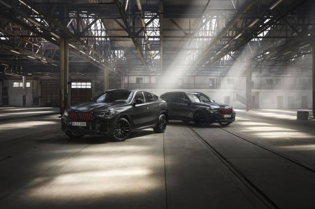 BMW X5 y X6 Black Vermilion: ¿qué tienen de especial estas ediciones limitadas?