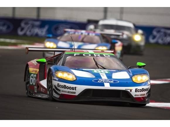 El Ford GT debutará en Japón