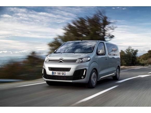 Ya a la venta el Citroën SpaceTourer por 29.129 euros