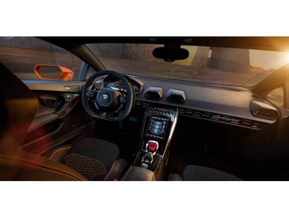 Nuevo Lamborghini Huracán Evo, actualizado con 640 CV