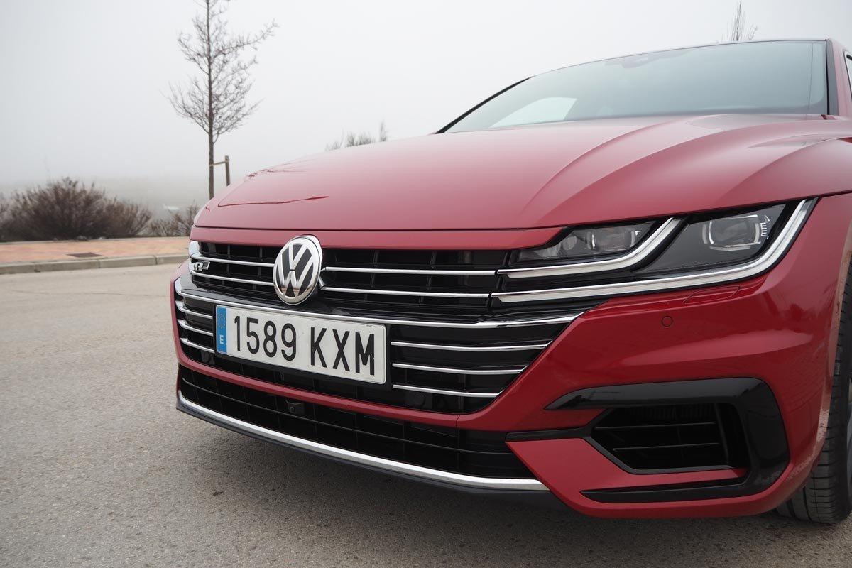 Prueba Volkswagen Arteon