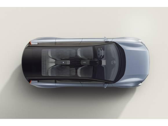 Volvo Concept Recharge: el prototipo que avanza una nueva era de diseño