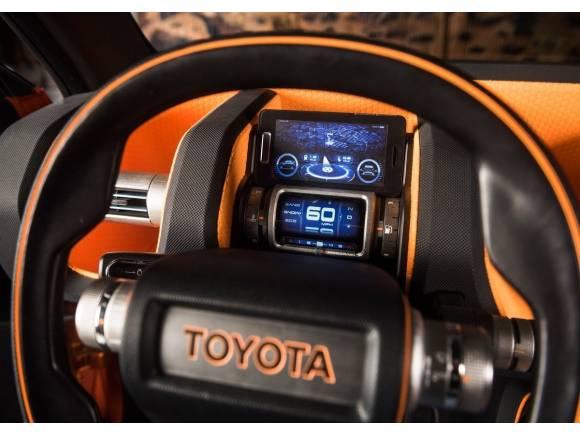 Toyota FT-4X Concept: un SUV retro para conductores intrépidos