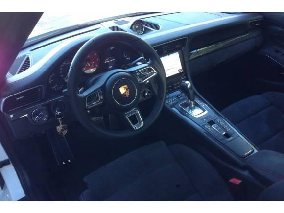 Prueba Porsche 911 Carrera 4 GTS: nuestro adiós a la generación 991