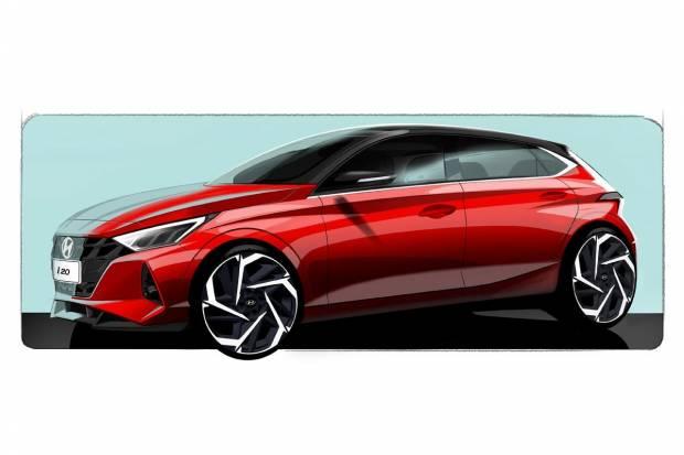 Primeras imágenes del próximo Hyundai i20