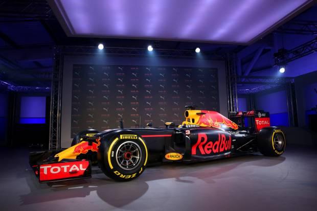 Vídeo: así es el nuevo Red Bull RB12 2016