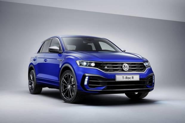 Nuevo Volkswagen T-Roc R: 300 CV y reglajes deportivos para este crossover alemán
