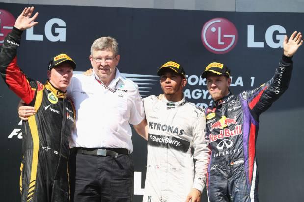 Fórmula 1 2013. Gran Premio de Hungría: Hamilton se estrena con Mercedes