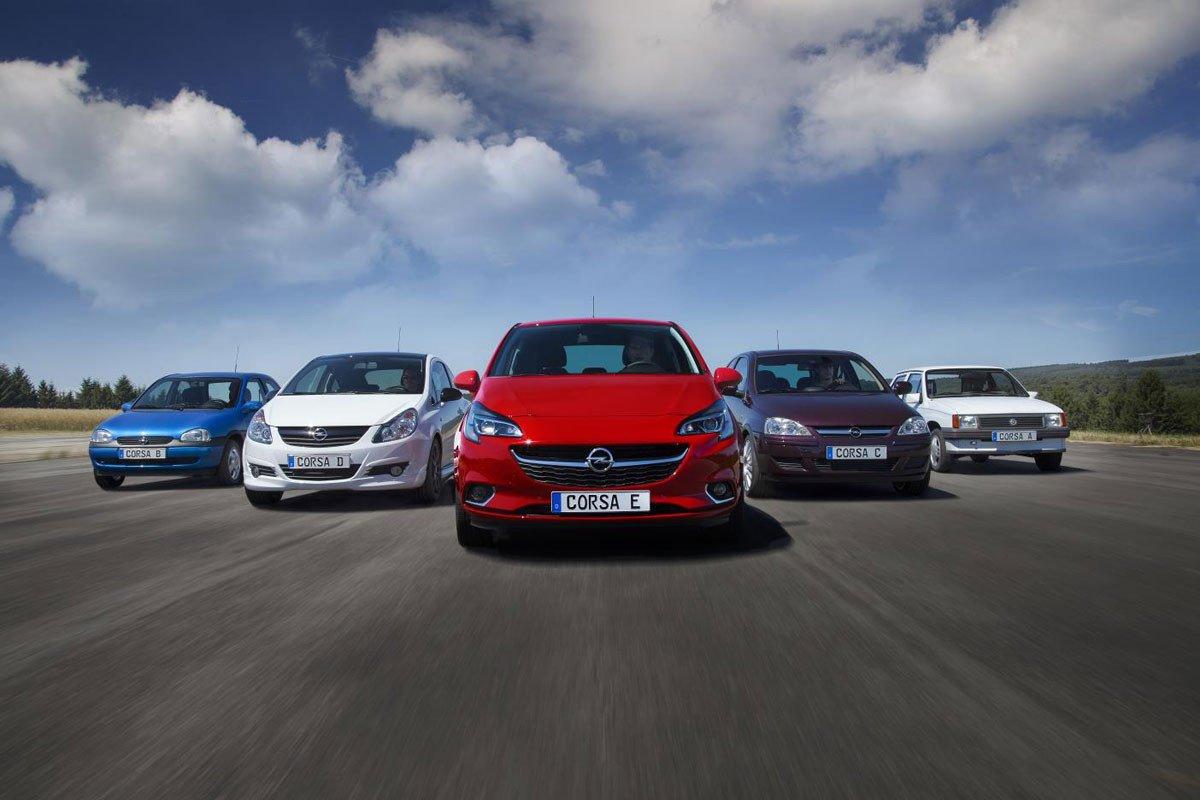 Opel Corsa electrico