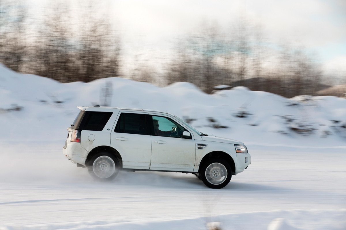 control de estabilidad hielo y nieve