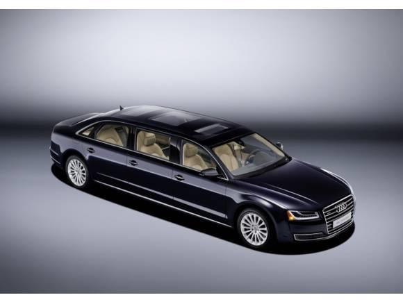 Audi A8 L extended, 6,4 metros de lujo por encargo