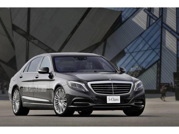 Mercedes S 500 Hybrid: un Clase S con un consumo de 3 litros